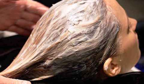 От мыла выпадают волосы