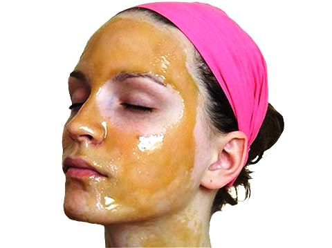 Фото 3. Маска з олії для шкіри обличчя