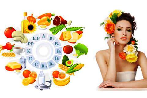 Мікроелементи і вітаміни для шкіри обличчя