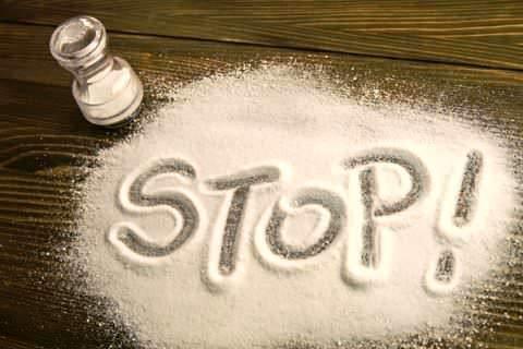 Без солі дієта для схуднення на 7 днів