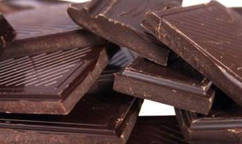 Фото  гіркий шоколад